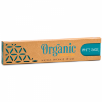 Dišeče palčke Organic Goodness Masala - Beli žajbelj